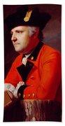 Colonel John Montresor Beach Towel