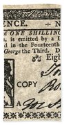 Colonial Bill, 1776 Beach Towel