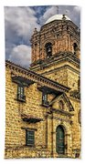 Colonial Church Beach Towel