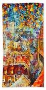 Color Castle Beach Towel