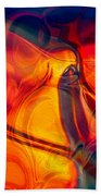 Color Conception Beach Towel by Omaste Witkowski