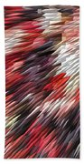 Color Explosion #02 Beach Towel