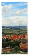 Color Of Tuscany Beach Towel