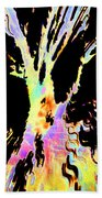 Color Trip Beach Towel