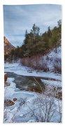 Colorado Creek Beach Towel by Darren  White