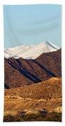 Colorado Mountain High Beach Towel