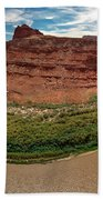 Colorado River Gooseneck Beach Towel