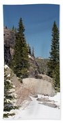 Colorado - Rocky Mountain National Park 01 Beach Towel
