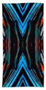 Colorful Abstract Art - Expanding Energy - By Sharon Cummings Beach Towel