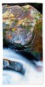 Colorful Energy Beach Towel