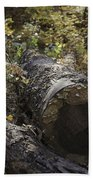 Colorful Resting Place Beach Towel