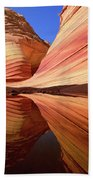 Colorful Sandstone Colorado Beach Towel by Yva Momatiuk John Eastcott