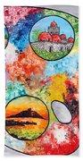 Colori Di Sicilia Beach Sheet
