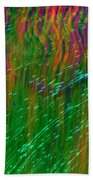 Colors Of Grass Beach Towel