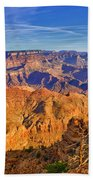 Colors Of The Canyon Beach Towel
