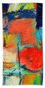 Colorscape Beach Towel by Ana Maria Edulescu