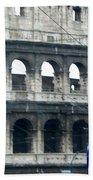 Colosseum Two Beach Towel