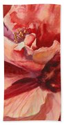 Colourful Hibiscus Beach Towel