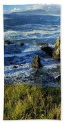 Coming Together Beach Towel