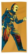 Commando Cody 1 Beach Towel
