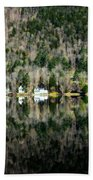 Complete Reflection Beach Towel