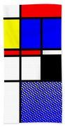 Composition 113 Beach Sheet