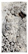 Concrete Texture Beach Towel