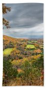 Connecticut Country Beach Towel