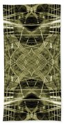 Connections 1 Beach Towel