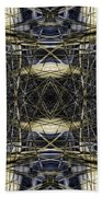 Connections 3 Beach Towel