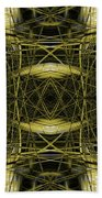 Connections 4 Beach Towel
