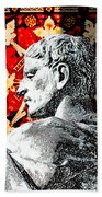Constantine The Great Beach Towel