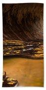 Conveyance Beach Towel by Dustin  LeFevre