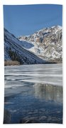 Convict Lake Morning Beach Towel