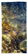 Cool Waters...of The Rifle River Beach Towel