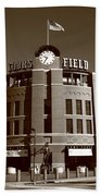 Coors Field - Colorado Rockies 19 Beach Towel