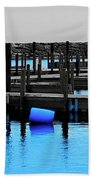 Copper Harbor Beach Towel