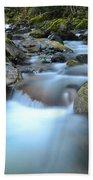 Coquihalla River 2 Beach Towel