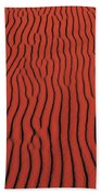 Coral Pink Sand Dunes State Park Ut Usa Beach Towel