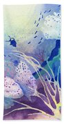 Coral Reef Dreams 4 Beach Sheet