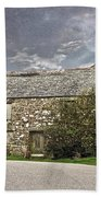 Cornish Farm Beach Towel