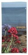 Cornwall Newlyn Coast One Beach Towel