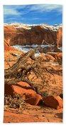 Corona Canyon Beach Towel