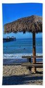 Corona Time Beach Towel