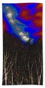 Cosmic Forces Beach Towel