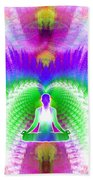 Cosmic Spiral Ascension 13 Beach Towel