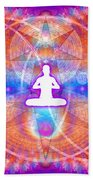 Cosmic Spiral Ascension 15 Beach Towel
