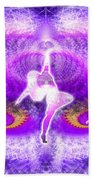 Cosmic Spiral Ascension 27 Beach Towel