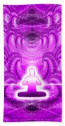 Cosmic Spiral Ascension 29 Beach Towel
