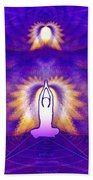 Cosmic Spiral Ascension 31 Beach Towel